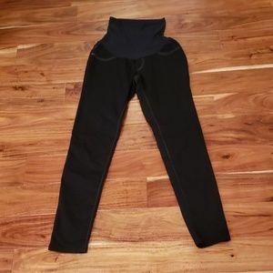 Indigo Blue Dark Wash Maternity Jeans S/P